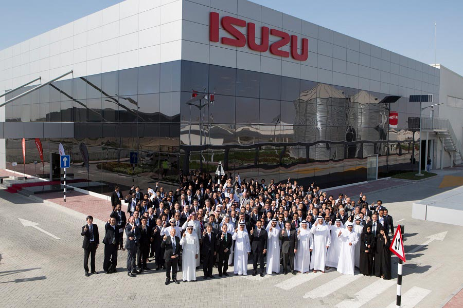 ISUZU MOTORS INTERNATIONAL FZE