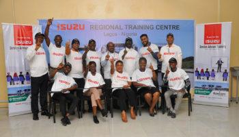 ISUZU MOTORS INTERNATIONAL FZE West African Dealers Service Adviser Training