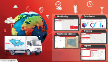 ISUZU RELEASES ISUZU CONNECT TO SUSTAIN LOGISTICS AT 24/7 UPTIME  IN THE KINGDOM OF SAUDI ARABIA