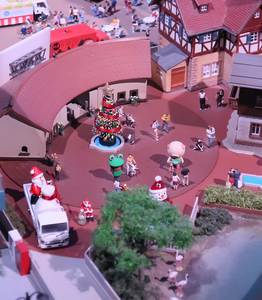 Isuzu Plaza Miniature Exhibition 4
