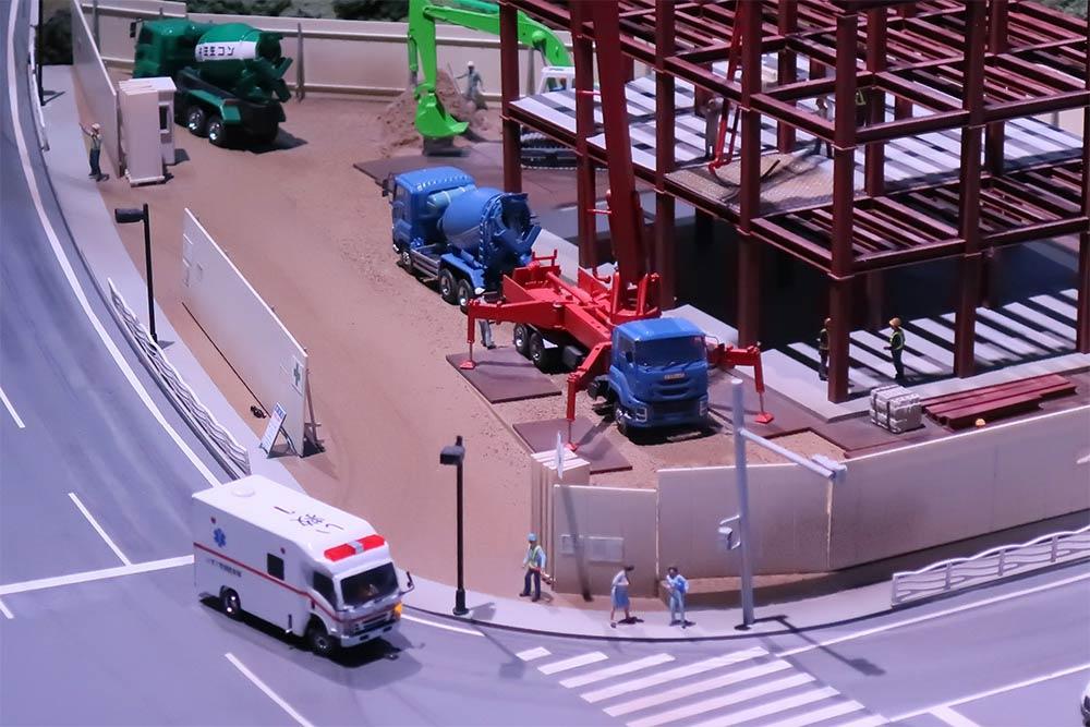 Isuzu Plaza Miniature Exhibition 3