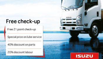ISUZU Service Campaign – Oman