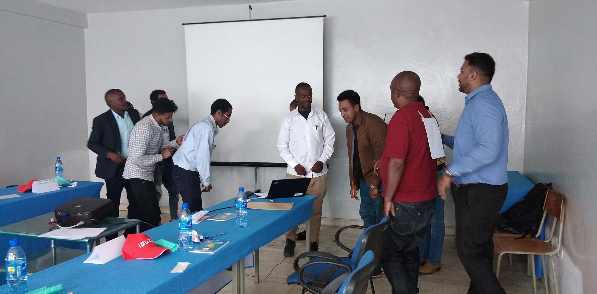 Isuzu East Africa Group activity professional appearance