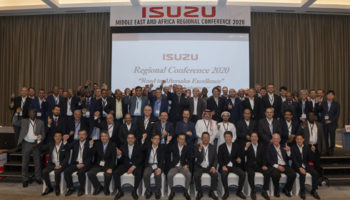 ISUZU Middle East and Africa Regional Conference 2020