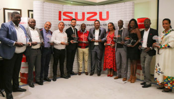 ISUZU Sales Challenge Incentive Program – Africa