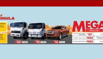 ISUZU | Successfully Completed First Edition of KSA Mega Service Campaign