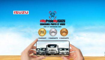 Règles et Conditions pour #MyPrideMyISUZU, un Concours de Médias Sociaux