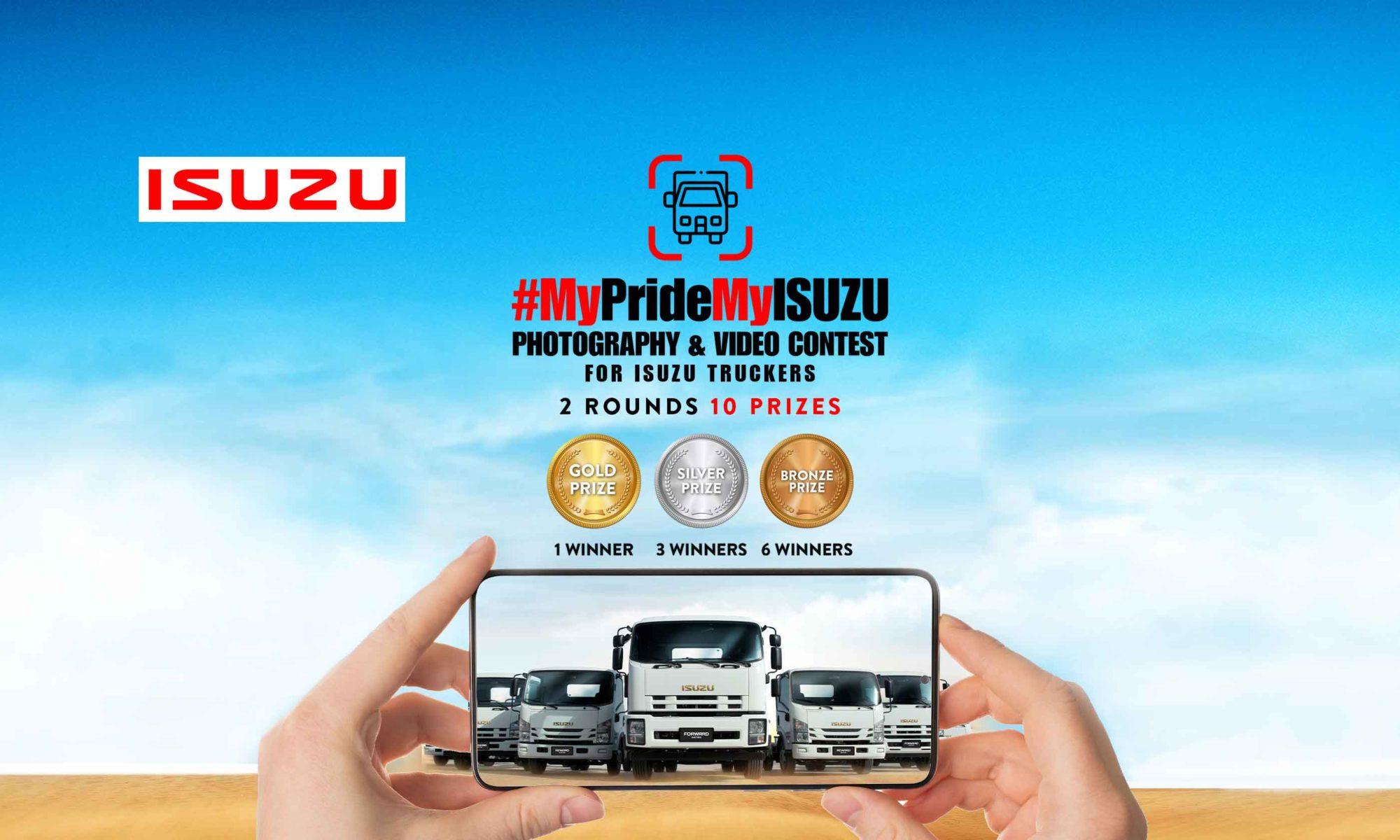ISUZU FB Banner